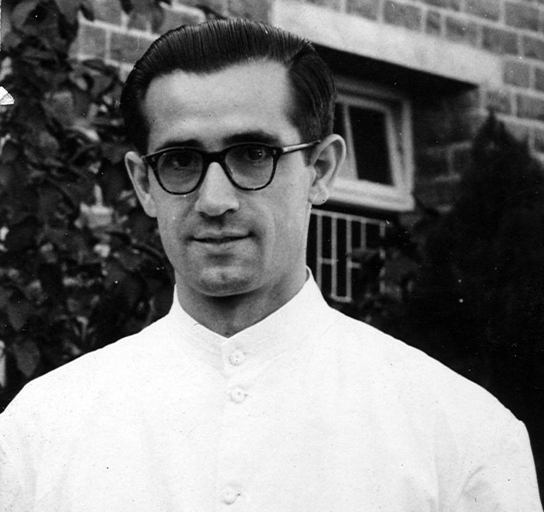 Fr. Ramiro Erviti SJ