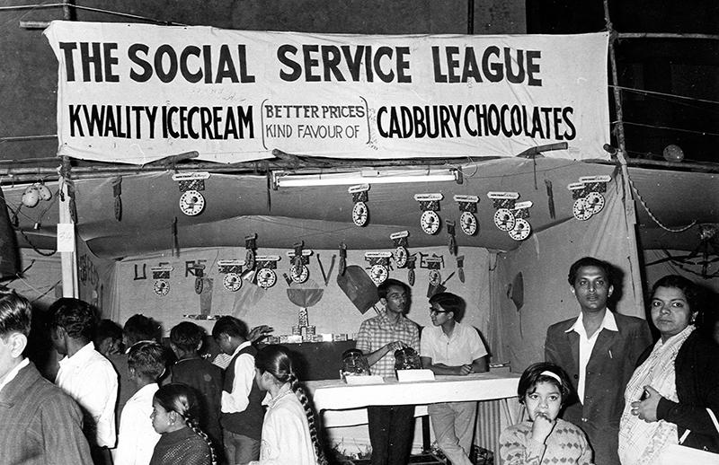 History Of ST. XAVIER'S SOCIAL SERVICE SOCIETY